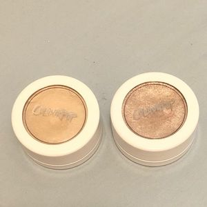 NWOT Colourpop Super Shock highlighters
